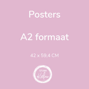 Posters A2 formaat
